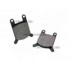 brake pads organic pentru Z?ndapp with Magura caliper