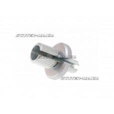 Surub reglaj M7x25mm pentru cablu acceleratie, frana si ambreiaj