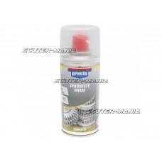 Spray lubrifiant semi-solid Presto alb 150ml