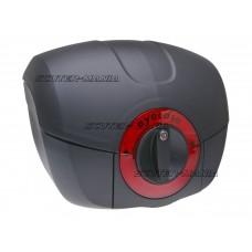 Top Case / top box Eyecase neagra 32L
