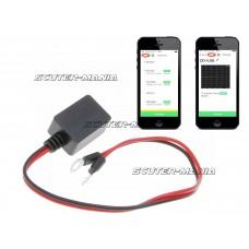 Monitor stare baterie - bluetooth - pentru smartphone iOS / Android