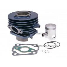 Set motor RMS Blue Line 50cc 38,4mm pentru Vespa V50, Special, PK, Ape