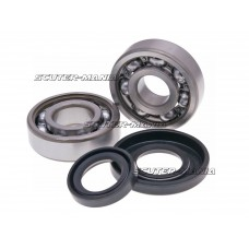 crankshaft bearing set 20mm pentru Vespa PK, XL