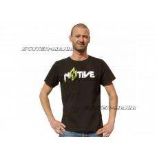 Tricou NATIVE (negru) marime L