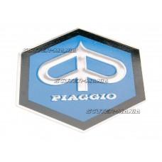 Emblema autocolanta Piaggio 42mm pentru Piaggio Ape, Vespa Gl, Rally