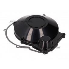 Capac aprindere motor / alternator negru pentru Minarelli AM6