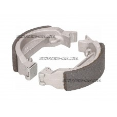 brake shoes front / rear pentru Honda Camino, Peugeot 103, 104, Puch Maxi (spoke wheel)