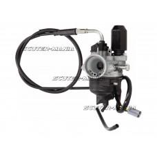 Carburator Dellorto PHVA 12 QD (incl. soc electric) pentru Piaggio, Gilera, Vespa