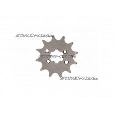 Pinion fata AFAM 12 dinti - pas 420 pentru Piaggio / Derbi D50B0, EBE, EBS