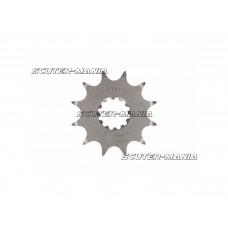 Pinion fata AFAM 12 dinti - pas 428 pentru Beta RR 50, HM, HRD, Sherco, Yamaha DT