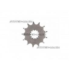 Pinion fata AFAM 13 dinti - pas 428 pentru Beta RR 50, HM, HRD, Sherco, Yamaha DT