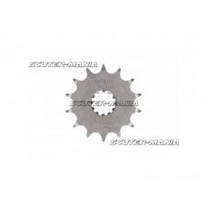 Pinion fata AFAM 14 dinti - pas 428 pentru Beta RR 50, HM, HRD, Sherco, Yamaha DT