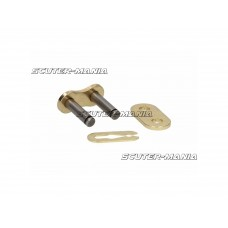 chain clip master link joint AFAM reinforced golden - A428 R1-G