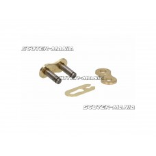 chain clip master link joint AFAM reinforced golden - A520 MR1-G