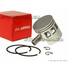 Kit piston Airsal sport 65.3cc 46mm pentru Peugeot 103 T3, 104 T3 Brida