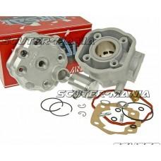 Set motor Airsal Tech-Piston 50cc 39.9mm pentru Derbi Senda GPR, Gilera GSM SMT RCR Zulu EBE, EBS