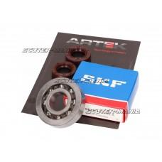 crankshaft bearing set ARTEK K1 racing SKF polyamide pentru Piaggio