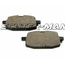 brake pad set original replacement pentru front disc brake pentru China