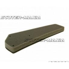 Filtru aer element spuma strat dublu pentru 50ccm 4-Takt GY6 139QMB/QMA
