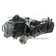 Motor complet pentru roata 12 inch, curea transmisie 788mm, SAS, frana tambur spate pentru 139QMB 50cc