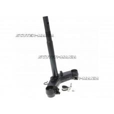fork yoke / yoke steering stem assy Buzzetti pentru Kymco Agility City 50, 125, 150 (16 inch)
