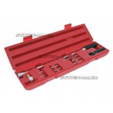 carburetor adjustment tool set Buzzetti (90? swivel)