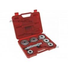 bushing / bearing fitting tool set Buzzetti 40-65mm