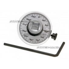 angular torque gauge / torque angle gauge Buzzetti