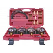 Set unelte sincronizare carburator Buzzetti pentru motoare cu pana la 4 cilindri