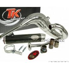 Sistem complet evacuare Turbo Kit Bufanda Carreras 80 pentru Beta RR50 (pana in 2002)