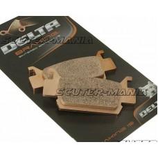 Placute frana Delta (sinterizate) DB2015QD