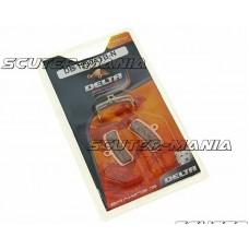 Placute frana Delta (sinterizate) pentru Shimano Saint BR-M810, Zee