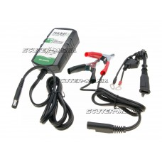Incarcator acumulatori Fulbat Fulload FL1000 pentru 6V / 12V lead-based, MF, gel, 2-60Ah