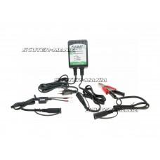 Incarcator acumulatori Fulbat Fulload FL1500 pentru 12V lead-based, MF, gel, 4-120Ah