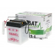Acumulator (baterie) Fulbat 6V 6N4-2A-4 DRY (include electrolit)