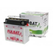 Acumulator (baterie) Fulbat 12N5.5-3B DRY (include electrolit)