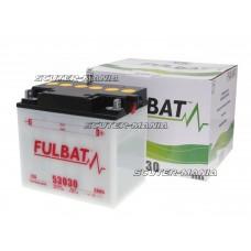 Acumulator (baterie) Fulbat 53030 / Y60-N30L-A DRY (include electrolit)