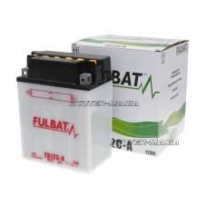 Acumulator (baterie) Fulbat YB12C-A DRY (include electrolit)