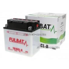 Acumulator (baterie) Fulbat YB16CL-B DRY (include electrolit)
