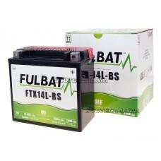 Acumulator (baterie) Fulbat FTX14L-BS MF (fara mentenanta)