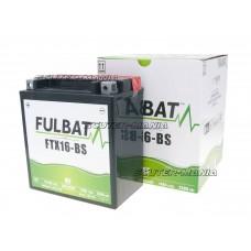 Acumulator (baterie) Fulbat FTX16-BS MF (fara mentenanta)