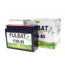 Acumulator (baterie) Fulbat FT4B-BS MF (fara mentenanta)