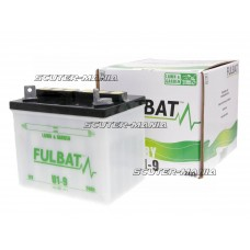 Acumulator (baterie) Fulbat U1-9 DRY (include electrolit)