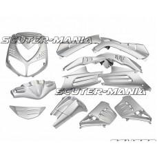 Set caroserie 13 piese (argintiu) pentru Speedfight II