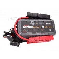 Dispozitiv pornire NOCO GB70 Boost HD 2000A 12V UltraSafe Litiu