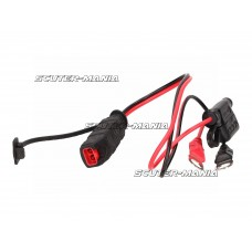 battery charge level indicator NOCO X-Connect 12V with LED display