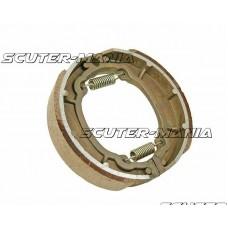 Set saboti frana 110x25mm pentru frana cu tambur pentru modelele de 125-150cc fabricate in China