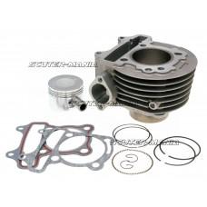 cylinder kit 125cc pentru China 4T GY6 125 152QMI/157QMJ