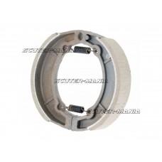 Set saboti frana 125x27mm pentru frana cu tambur pentru GY6 125, 150cc 152QMI / 157QMJ