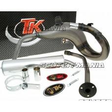 Sistem complet evacuare Turbo Kit Bufanda R pentru MH Furia RYZ 50 (2003-2012), Peugeot XP7